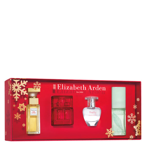 Elizabeth Arden Corporate Fragrance Mini Gift Set (4 Products ...