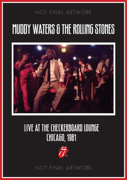 Muddy Waters And The Rolling Stones Live At The