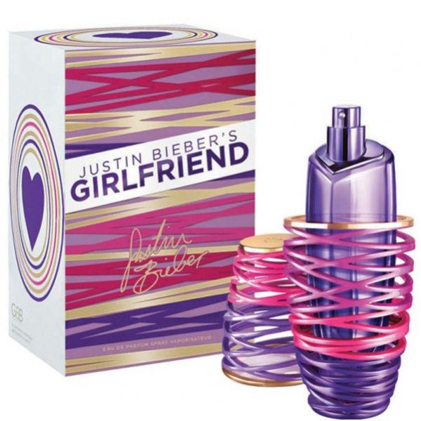 Justin Bieber Girlfriend 50ml