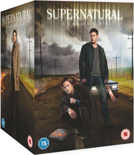 Supernatural - Seasons...
