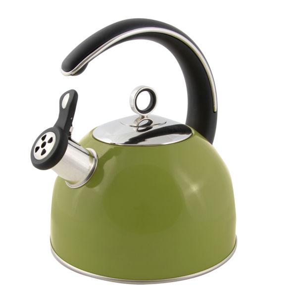 Whistling Kettle 1 Litre Green