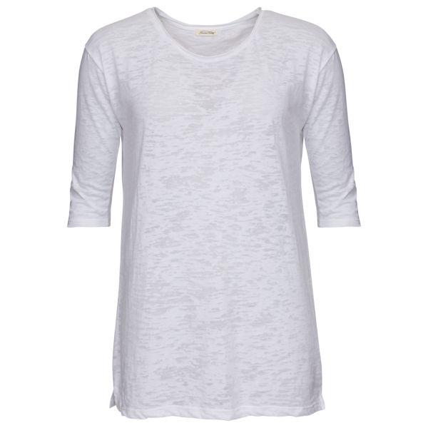 American Vintage Women's Moose Jam T-Shirt - White