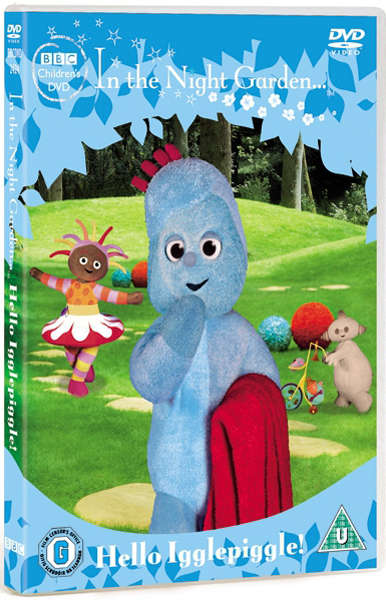 In The Night Garden - Hello Igglepiggle! DVD