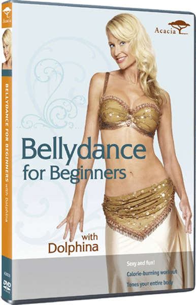 Bellydance For Beginners With Dolphina