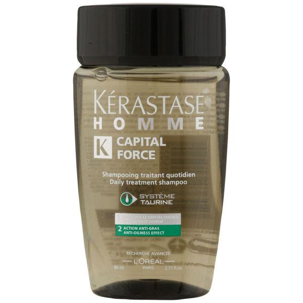 K 233 Rastase Homme Bain Capital Force 1 80ml Free Gift
