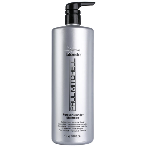 Paul Mitchell Forever Blonde Shampoo (1L)