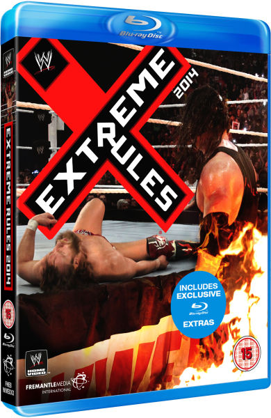 WWE: Extreme Rules 2014