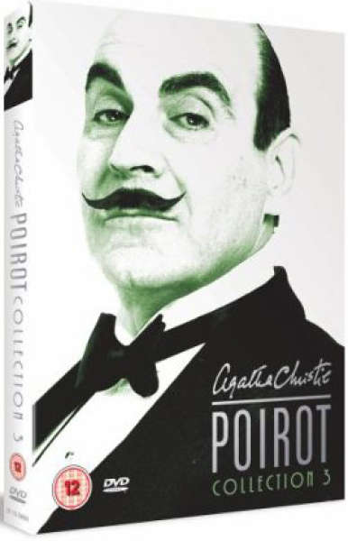 Agatha Christies Poirot - Episodes 27 - 33