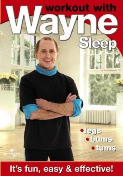Wayne Sleep - Workout With Wayne