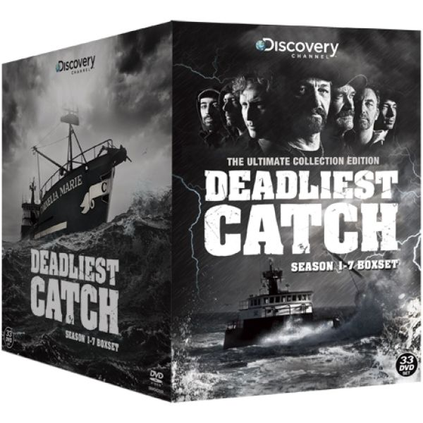 how to get on deadliest catch