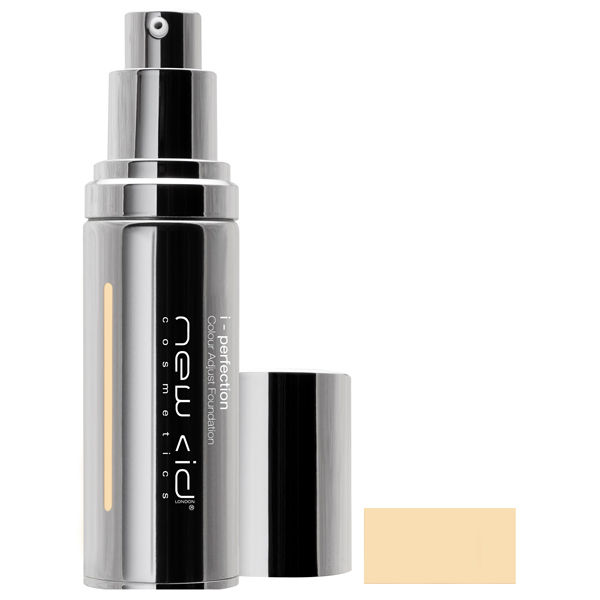 New CID I-Perfection Colour Adjust Foundation - Latte
