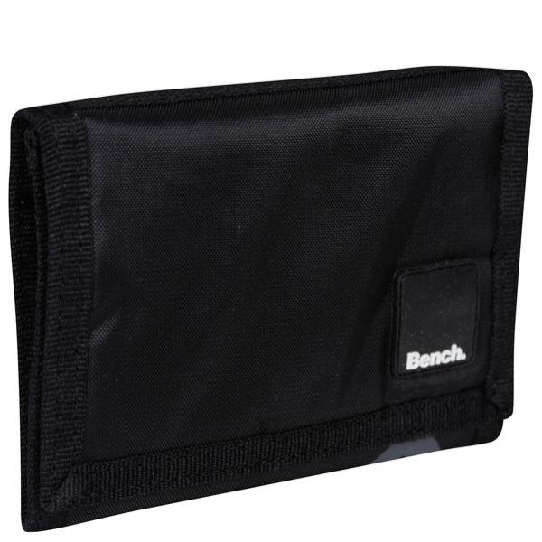 Bench Men's Belt and Wallet Gift Set - Black Clothing | Zavvi