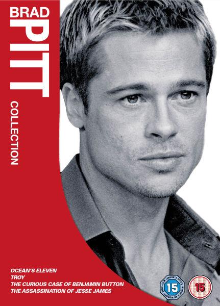 Brad Pitt Box Set