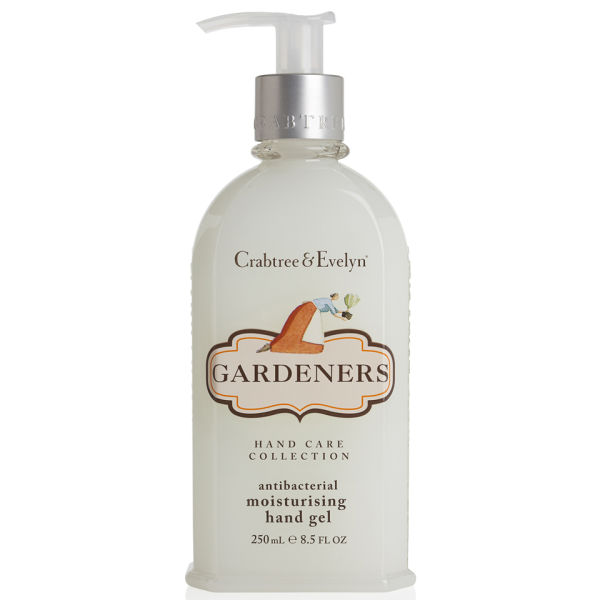 Crabtree Evelyn Gardeners Antibacterial Hand Gel 250ml FREE