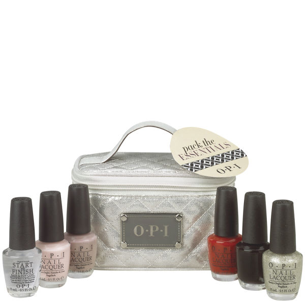 Opi Nail Polish Vanity Case | Hession Hairdressing