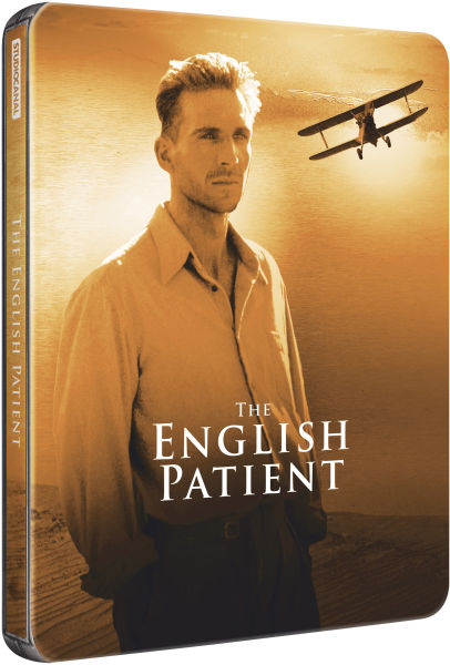 The English Patient - Zavvi Exclusive Limited Edition Steelbook (Ultra Limited Print Run) (UK EDITION)