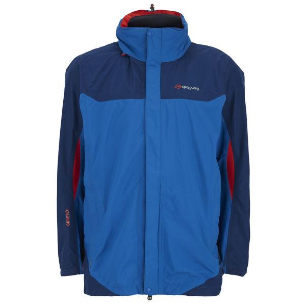 Sprayway Men's Gore Tex Odyssey Hill Jacket - Prussian Blue
