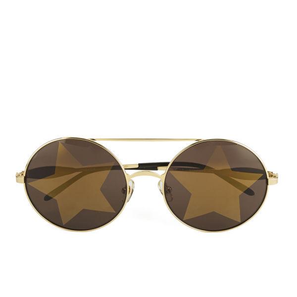 Wildfox Women's Starstruck Sunglasses - Gold