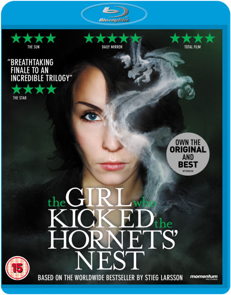 The Girl Who Kicked the Hornet's Nest (2009) BluRay 720p 1.7GB [Hindi DD 5.1 – English DD 5.1] Esub MKV