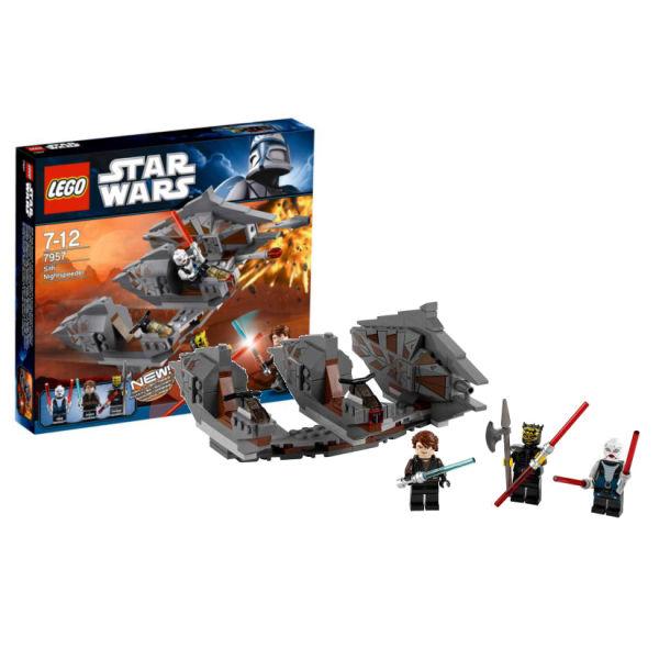 Lego Star Wars Sith Nightspeeder 7957 Toys Zavvi