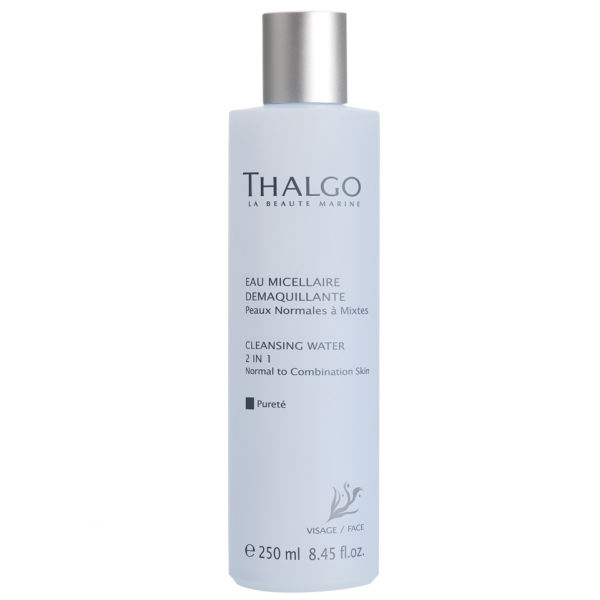 THALGO 2-IN-1 CLEANSING WATER (250ML)