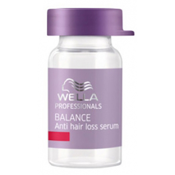 93d7dca5334 Wella Professionals Balance Anti-Hair Loss Serum (8X6ml) - FREE Delivery