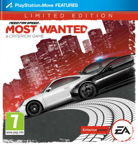 Need For Speed Most Wanted Limited Edition Ps3 Zavvi