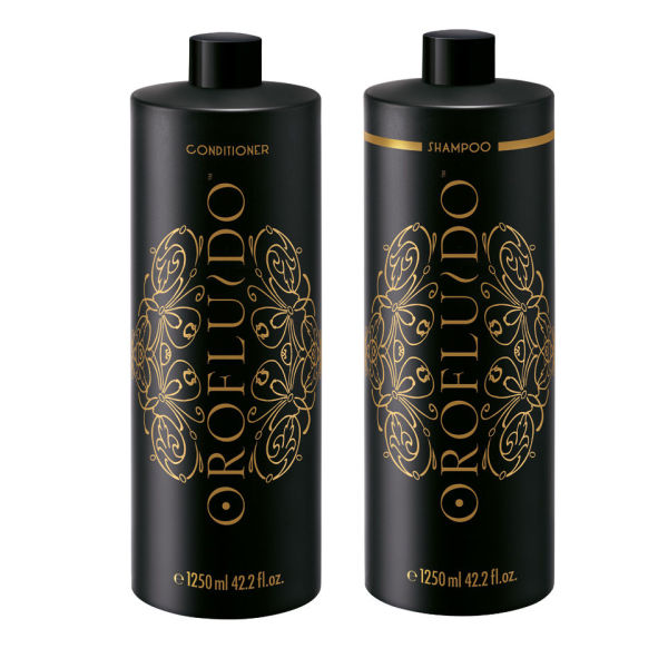 Orofluido Shampoo And Conditioner 1250ml Worth 163 61 95