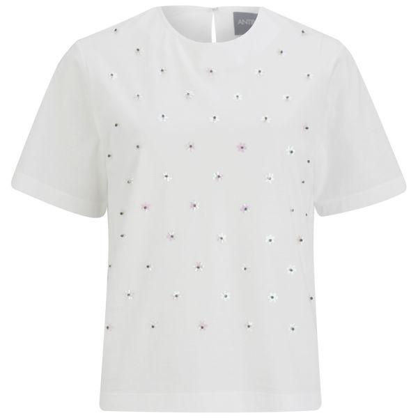 Antipodium Women's World Clique T-Shirt - White