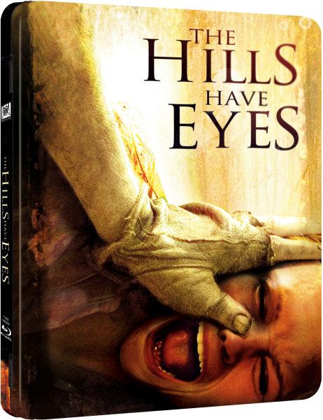La colline a des yeux - Steelbook Edition Limitée Steel Pack
