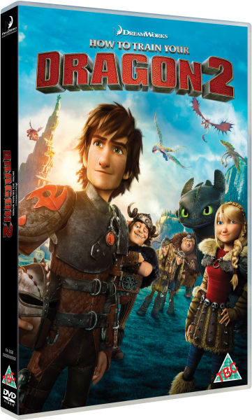 How to train your dragon 2 dvd zavvi how to train your dragon 2 ccuart Choice Image