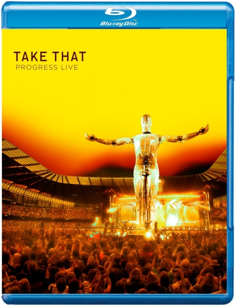 Take That Progress Live Blu Ray Zavvi
