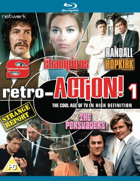 Retro-Action! Volume 1