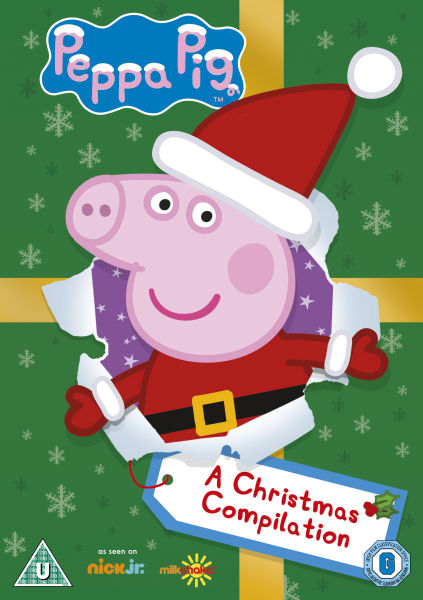 Peppa Pig: A Christmas Compilation