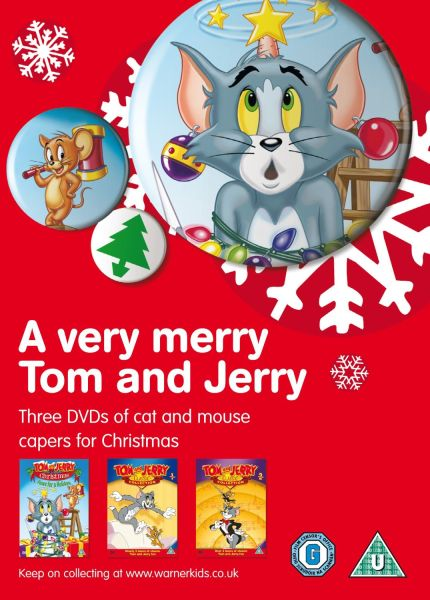 Tom and Jerry: Festive Fun