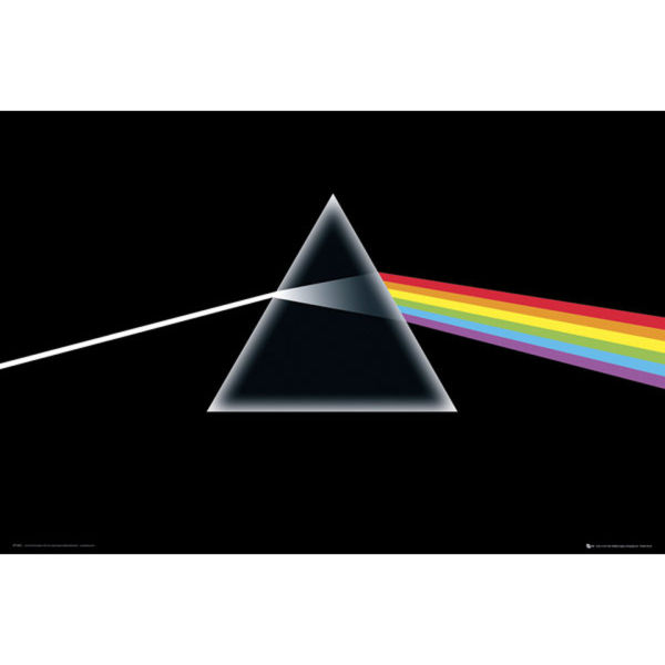 Pink Floyd Dark Side of the Moon - Maxi Poster - 61 x 91.5cm