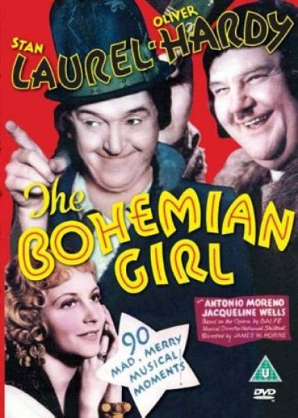 Laurel & Hardy - The Bohemian Girl