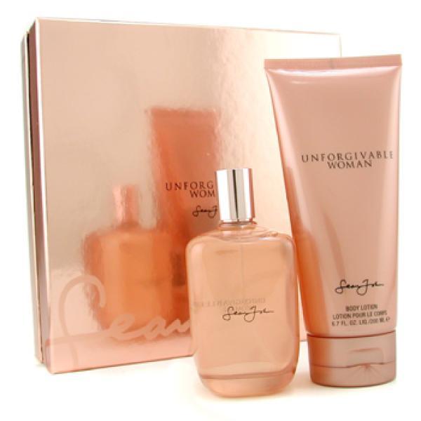 Sean John Unforgiveable Woman Gift Set 125ml Eau De Parfum With