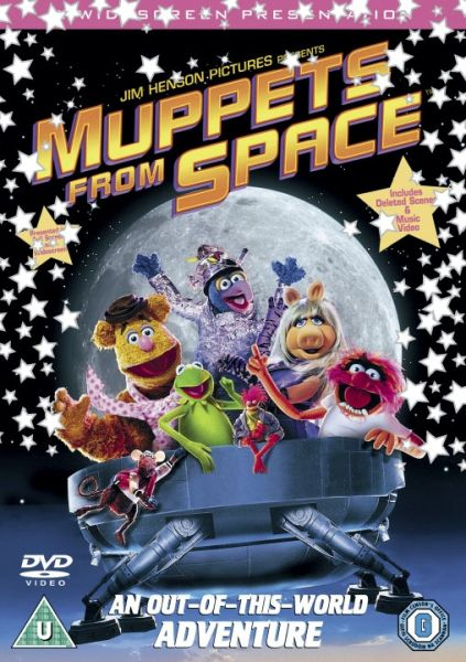 Muppets From Space Dvd Zavvi