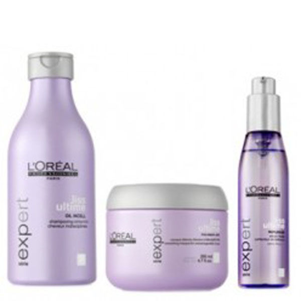 469259156 L'Oréal Professionnel Série Expert Liss Ultime Pack (3 Products) | Free  Shipping | Lookfantastic