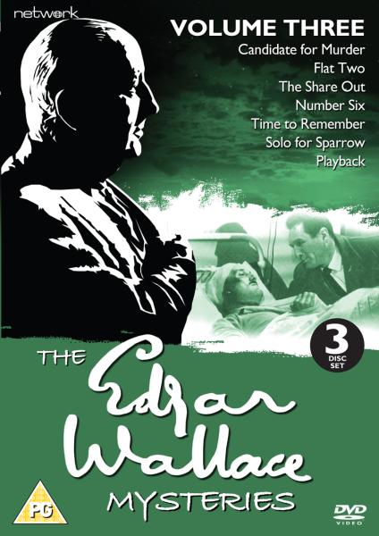 Edgar Wallace Mysteries - Volume 3