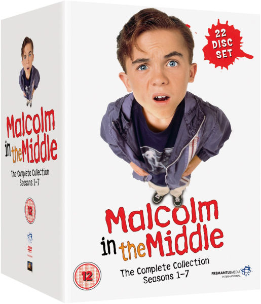 Malcolm in the Middle - The Complete Collection