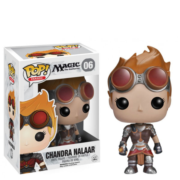 Magic The Gathering Chandra Nalaar Pop! Vinyl Figure