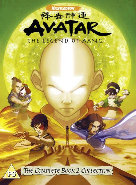 avatar the legend of aang book 3