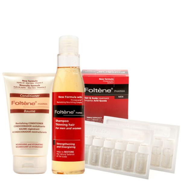 Foltène Hair-Loss Solution Kit  d03cb8a1fc3