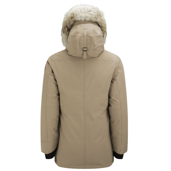 Canada Goose Expedition Parka Tan