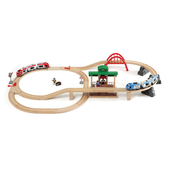 Brio Travel Switching Set