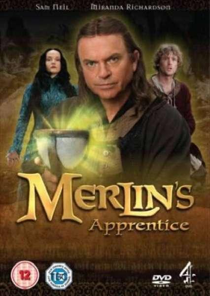 merlins apprentice dvd zavvi