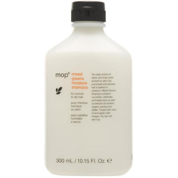 Mixed Greens Shampoo (Normal to Dry Hair) 300ml