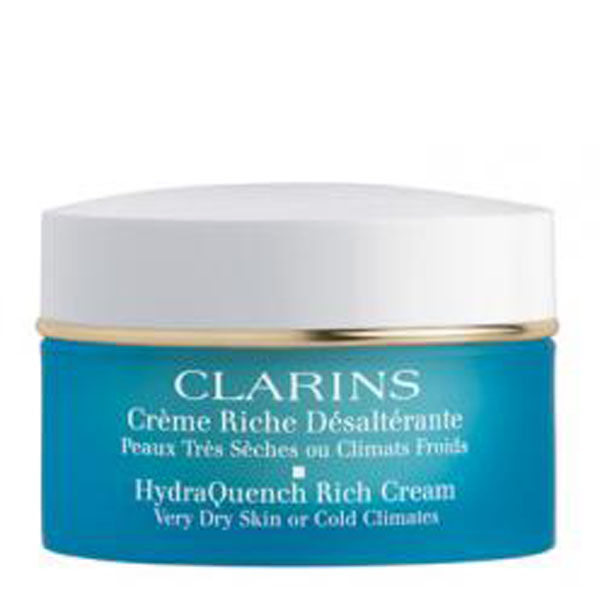 clarins hydraquench rich cream 50ml free shipping lookfantastic. Black Bedroom Furniture Sets. Home Design Ideas